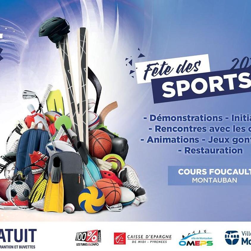 Fête du sport 2021