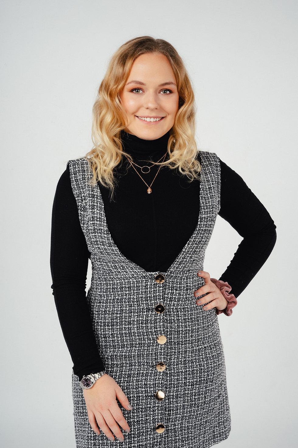 Alina Obermair Business Portrait