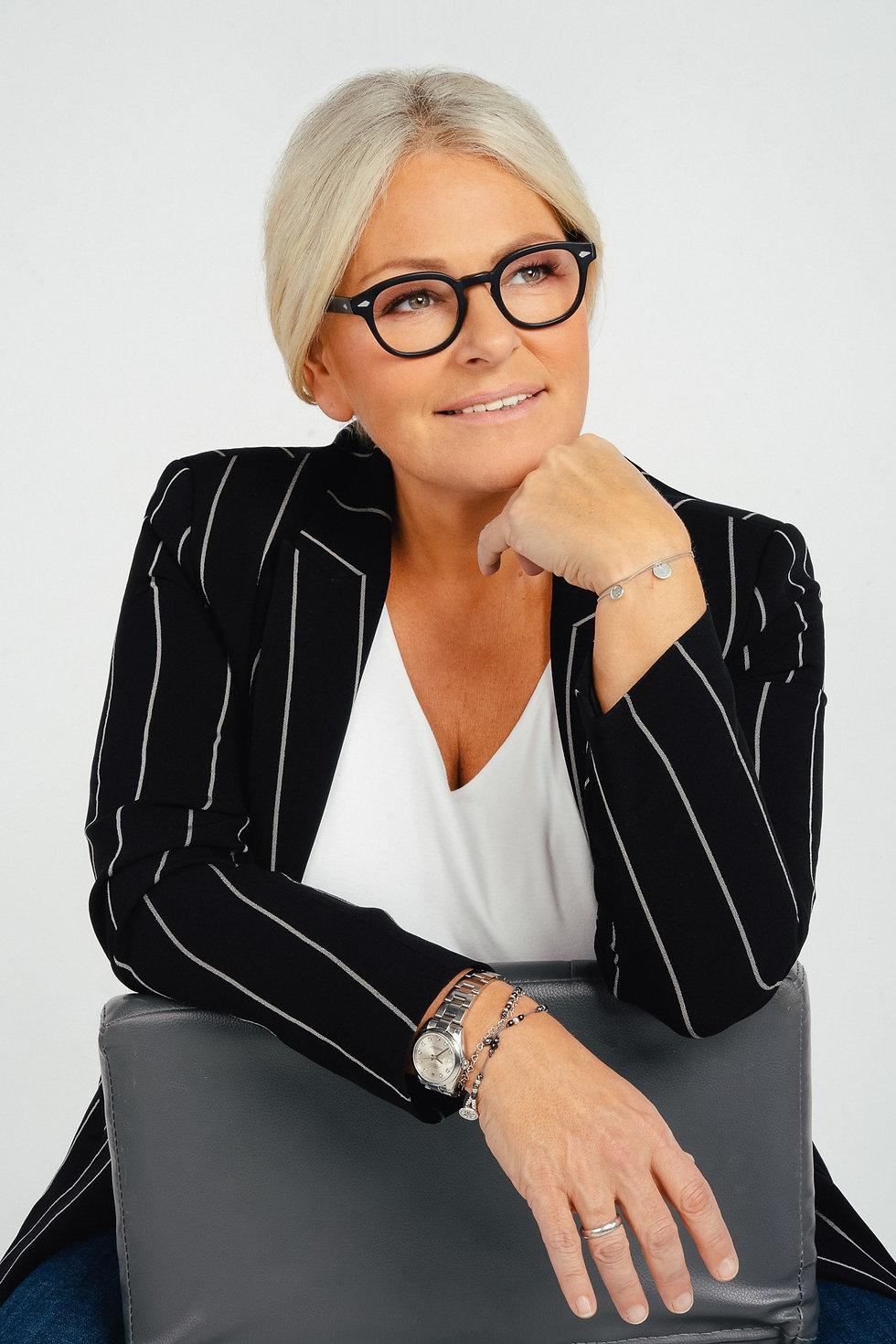 Claudia Messen Business Portrait