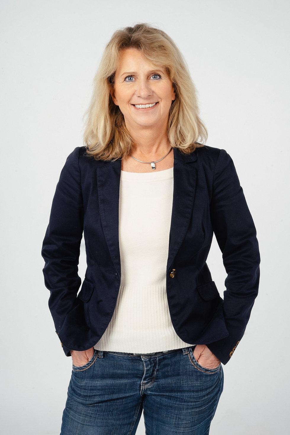 Christine Puschacher Business Portrait