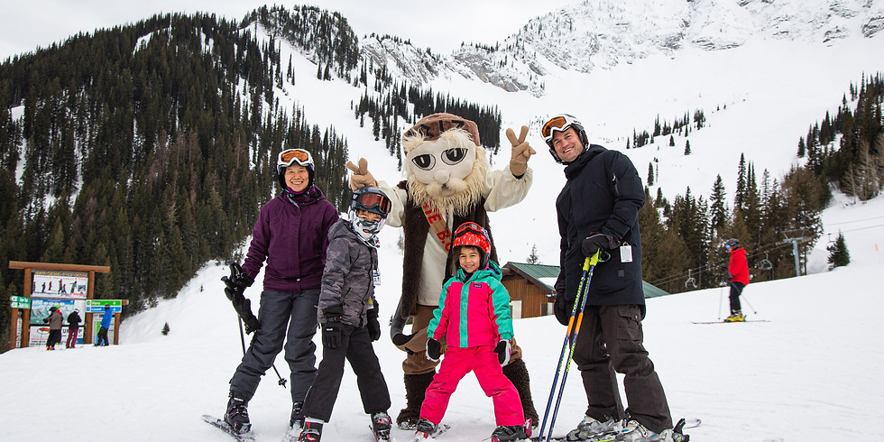 1:00pm - Griz Days - Get Some Turns with the Griz