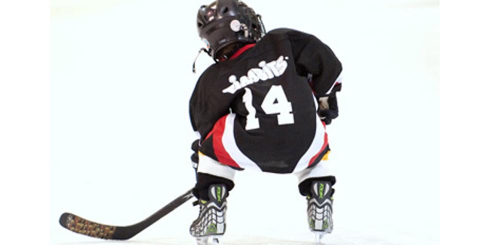 7:45 am - Fernie Timbit Hockey Tournament