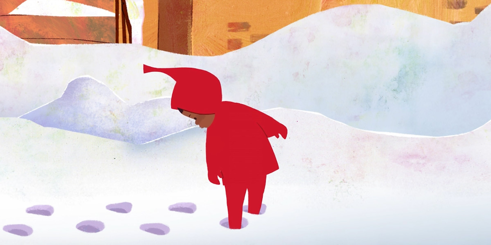 2:00pm - A Snowy Day Storywalk
