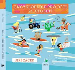 obálka Encyklopedie pro děti 21 století Žáček