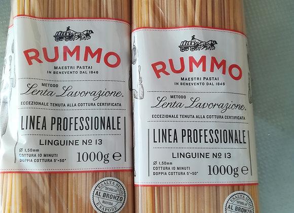 LINGUINE DI PASTA RUMMO PROFESSIONALE 1Kg   2.30€ a pacco