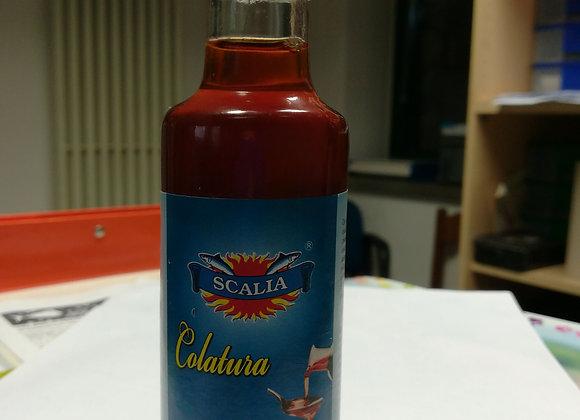 COLATURA DI ALICI BOTTIGLIA 100ml        9.50€ a bottiglia