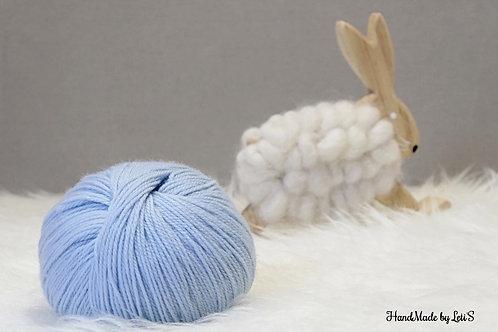 Douceur - Bleu ciel