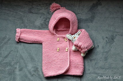 Paletot Tristan taille 3-6M