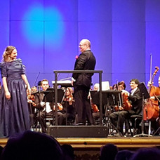 Soloist with Victoria Symphony