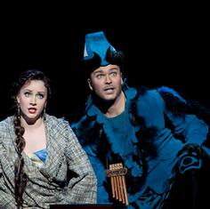 Pamina/The Magic Flute/Vancouver Opera