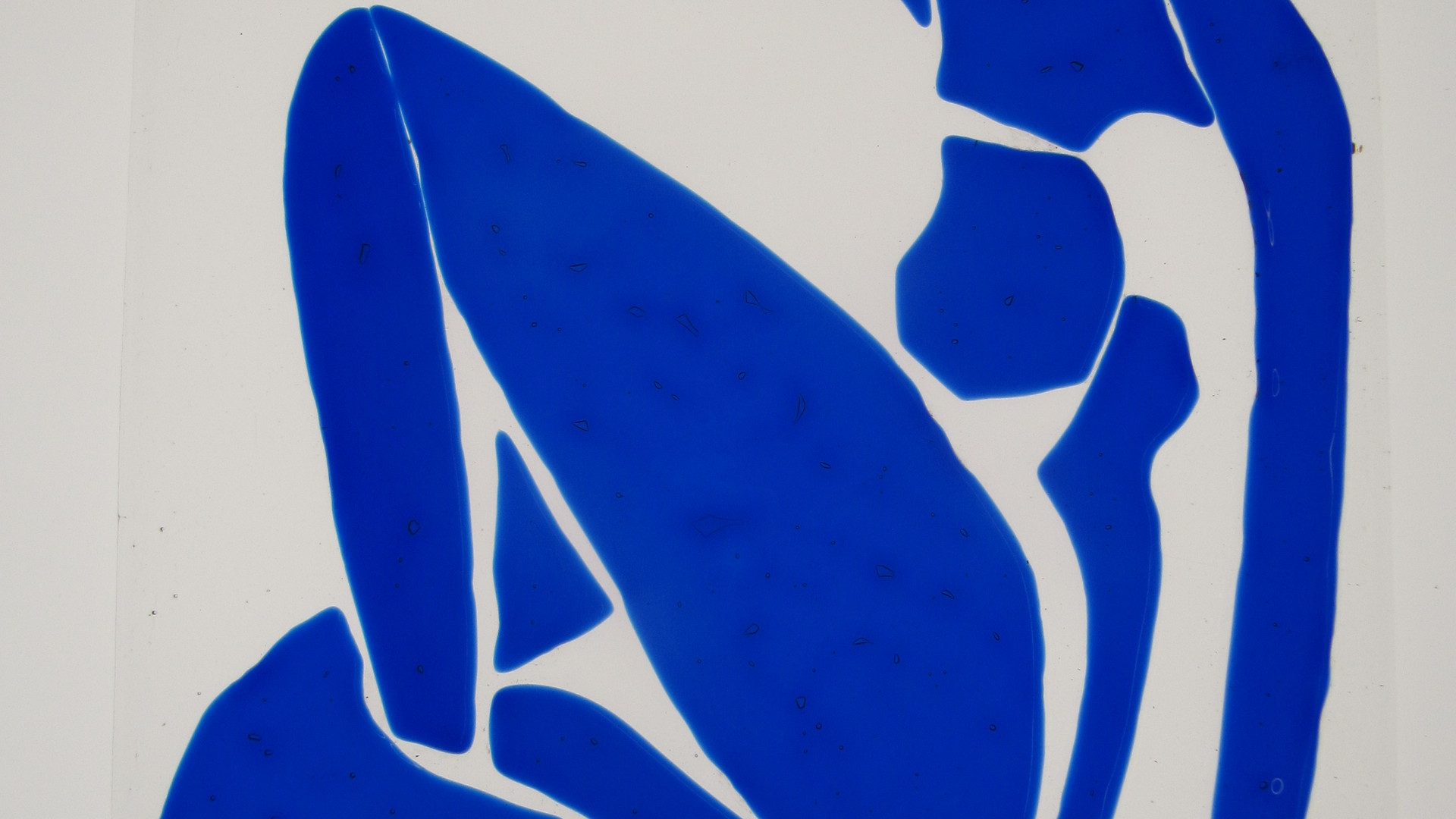 The original Matisse Blue Nude 1