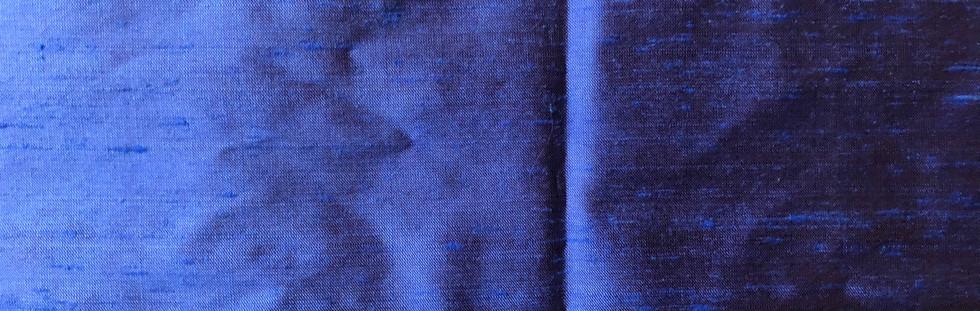 Purple/blue shot taffeta