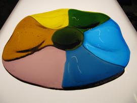 Milticolour bowl