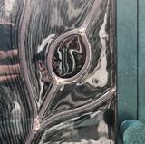 Textures on the door