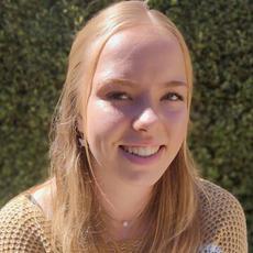 Ella Thomson- Receptionist