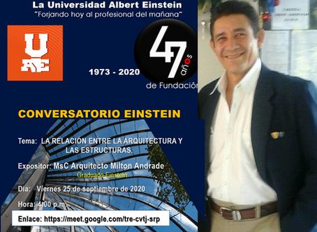 CONVERSATORIO EINSTEIN