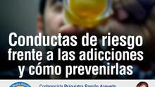 Conductas de riesgo frente a las adicciones y cómo prevenirlas