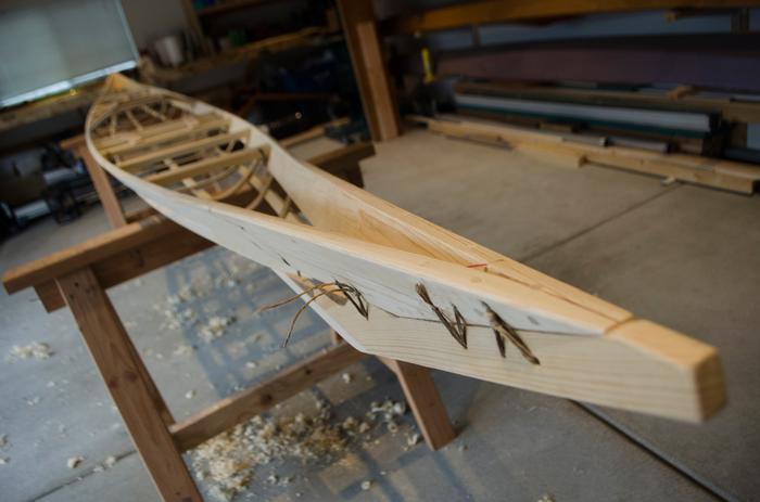 kayak bow