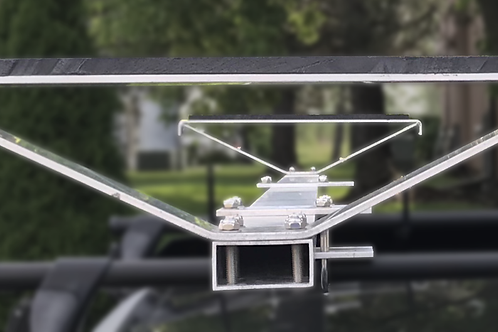 Roof Rack Blue Print
