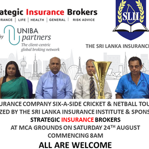 Strategic Insurance continues winning ways, now empowered by Uniba Partners