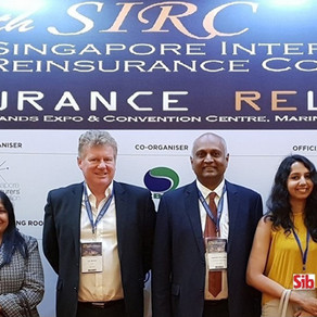 An insurance award hat-trick: Strategic Insurance's three major covers in three years