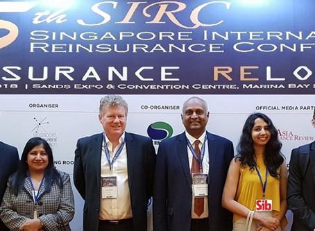 An insurance award hat-trick: Strategic Insurance's three major covers in three years