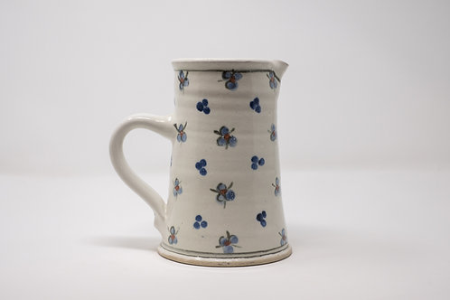 Handmade Pint Jug, Bees Pattern (MH81,82)