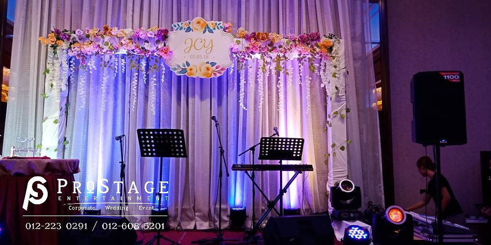 Stage Decoration+Lighting