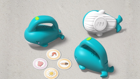 TOY INCLUDE RFID