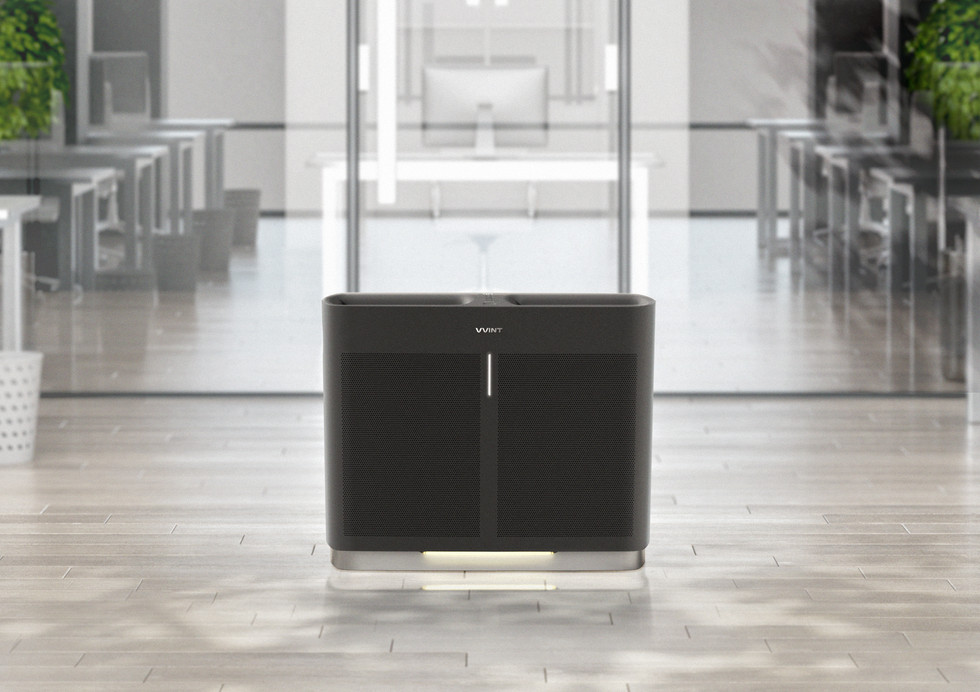STAND TYPE AIR PURIFIER