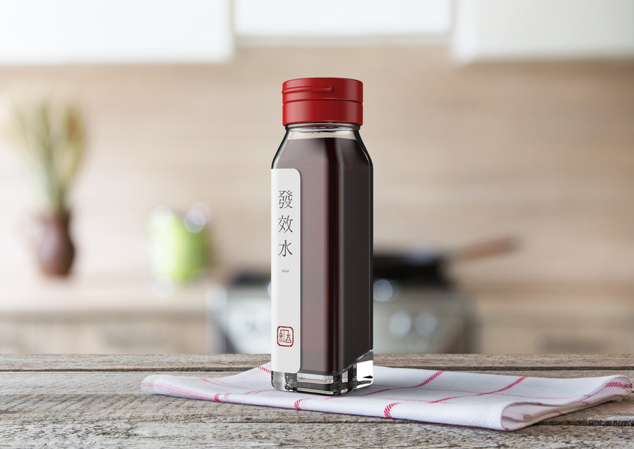 FISH SAUCE CONTAINER