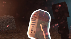 Star Wars Minecraft Trailer
