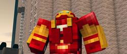 Avengers Trailer Minecraft-Stye