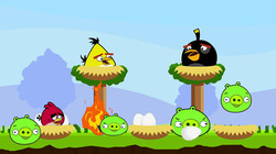 Angry Birds in 3 Minutes