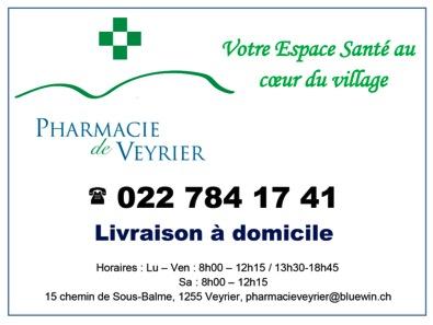 Pharmacie de Veyrier