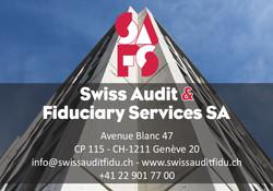 Swiss Audit 1-8 paysage - Le Furet