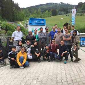 Building Community with Refugees in Munich