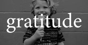 Value Sparks: Gratitude