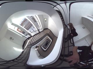 ÉVÉNEMENT : Ubiq#1 État des lieux de la recherche-création pour les dispositiFs immersifs 360°VR/XR