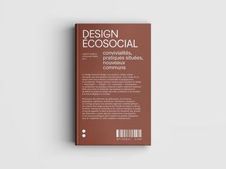 """SAVE THE DATE! 20 Novembre 2018 : présentation du livre """"Design Écosocial"""" à la librairie"""