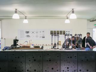 Projet Ceramic Delta Printer : plans en libre téléchargement!