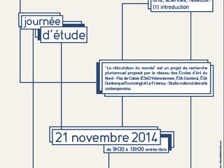 """Journée d'étude """"La réticulation du monde"""" : conférences à écouter"""