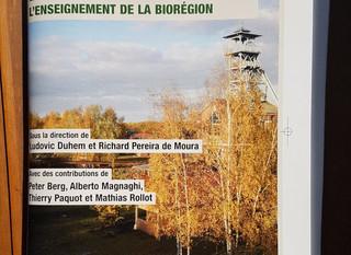 À sortir le 1er Septembre! Design des territoires. L'enseignement de la biorégion (Eterotopia)
