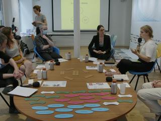 """La table ronde sur le design des territoires de l'événement """"Point commun"""" de l'AFD est en ligne!"""