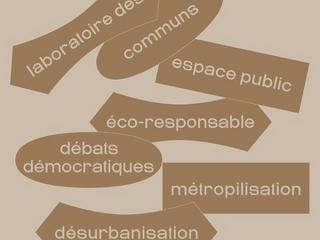 """Table ronde """"Point commun. Territoire"""" à l'AFD : présentation de Design des territoires"""