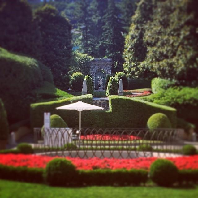 #villadeste #jardin #ladolcevita