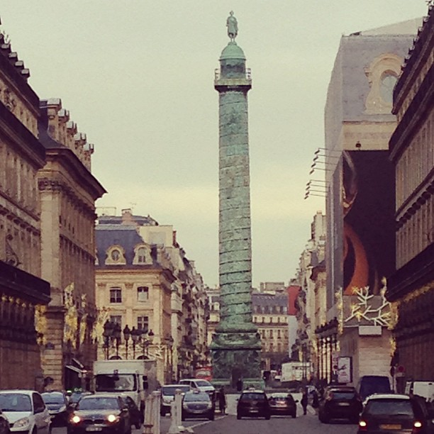 #paris #placevendome