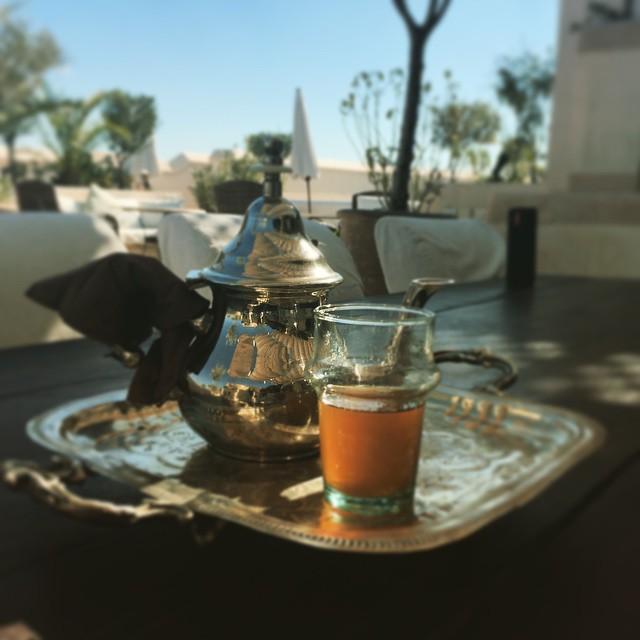 #marrakesh #teatime #voyage