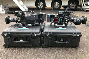 IMT Vislink's HCAM HEVC 4K Wireless Camera System Goes Live