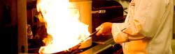Chef Cal Sautee